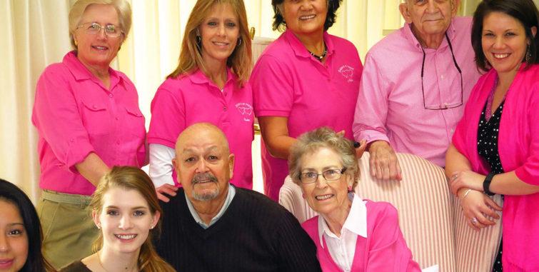 Sisters at heart group photo