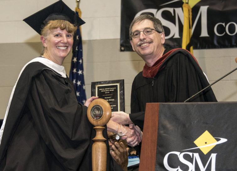 Adjunct Faculty Excellence Recipient Denise Snee