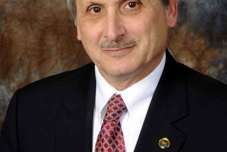 CSM President Dr. Bradley Gottfried