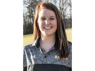 Coach Brooke Trivett