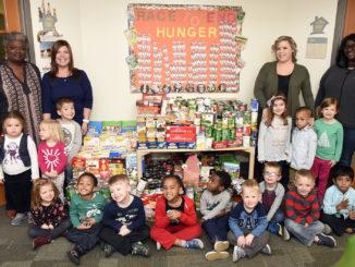 CLC donates food