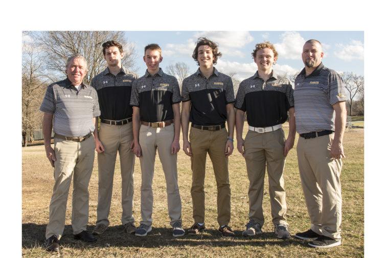 CSM Golf Team