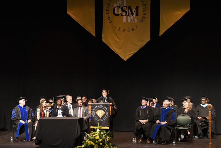 Dr Maureen Murphy Inauguration