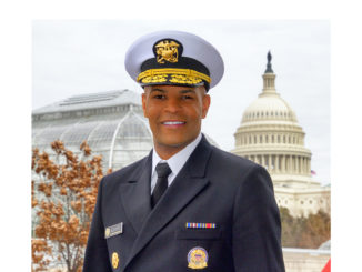 U.S. Surgeon General Vice Admiral Dr. Jerome M. Adams