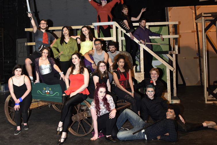 """In Pippin's world, the Band of Players has """"Magic to Do."""" Don't miss the College of Southern Maryland's production of """"Pippin"""" and see how happiness lies not in extraordinary endeavors, but often in the magic and music of every day."""